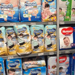 【マレーシアのおむつ事情】日本製おむつ&おすすめローカルブランド