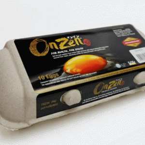マレーシアで卵かけご飯!おすすめの【OnZen Egg】をデリバリー