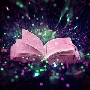[クロスステッチ刺繡] The Library 開かれた本 その3 日々勉強!