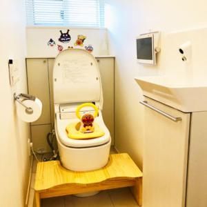 【トイトレ】楽天市場で購入したトイレの踏み台レビュー