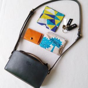 【ミニマリスト】What's in my bag?夏バージョン♪
