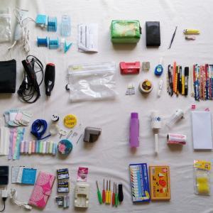 【ミニマリスト】文具&小物の整理整頓