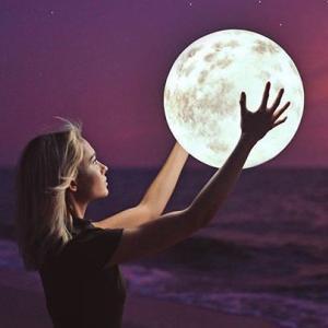 本日は射手座のスーパームーン!プラス3年ぶりの皆既月食も起こります。