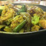【道の駅茶の里東白川】食事処野菜村にて鶏ちゃん定食を頂きました