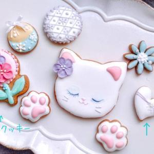 【レポ】 ロイヤルアイシング アイシングクッキー同時レッスン 練馬区お菓子教室