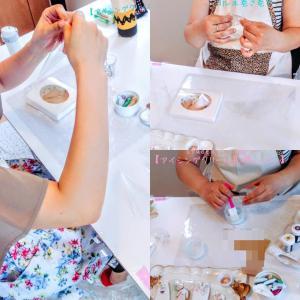 【レポ】アイシングクリーム 基礎レッスン 練馬 駅近 お菓子教室