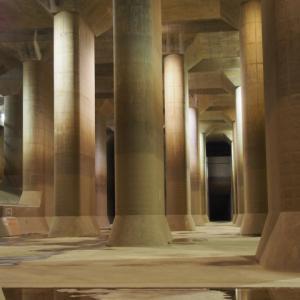 『翔んで埼玉』に登場する地下神殿(首都圏外郭放水路)は実は見学ができる!