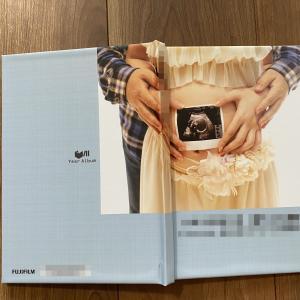 【生後6ヶ月迄】ゼクシィBabyの「FUJIFILMのイヤーアルバムを全員プレゼント」キャンペーンでフォトブック作ってみました!