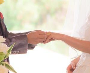 婚活進め方を仲人から学び成婚した男性が結婚式終了のご報告
