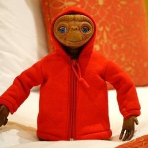 E.T. は、スピルバーグSFファンタジーの傑作