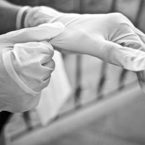 コロナ対策 手袋