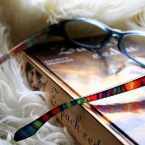 老眼鏡と近視