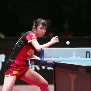 早田ひな(19才)全日本卓球選手権大会、女子シングルス初優勝。やったね!