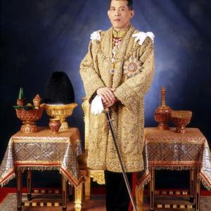 今日は、タイ国 ワチラロンコン国王のお誕生日。