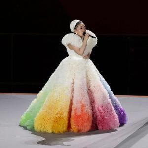 【東京オリンピック2020】 開会式 国歌斉唱フル MISIA