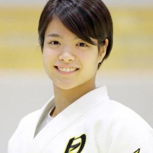 柔道女子、阿部詩(21歳)金メダル。