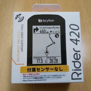 bryton/Rider420