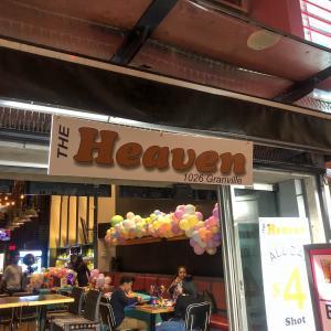 【Heaven】安くお酒を飲むならこのレストラン【ビール・カクテル】