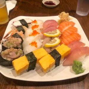 【寿しでん】チャイナタウンのお寿司といえばここ【ジャパレス】