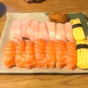 【Tomokazu】格安でお寿司食べ放題ランチ【ダウンタウン・バンクーバー】