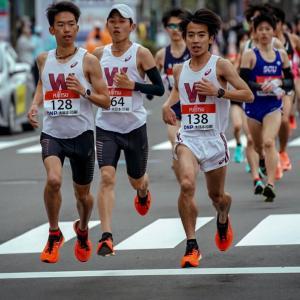 札幌マラソンフェスティバルに違和感⁉️