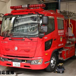 日本堤消防署 二天門出張所 二天門1