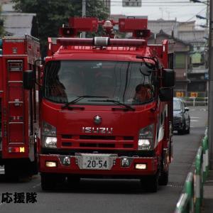 第六消防方面消防救助機動部隊 第六本部-R1