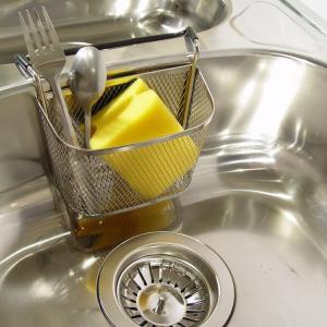 排水口にネットは必要なし!台所掃除をラクにする方法