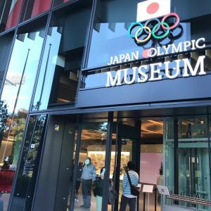 日本オリンピックミュージアムに子連れでおでかけ!アクセス・入場料から体験した感想まで