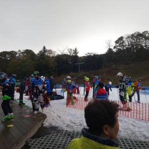 2019.11.4-6(祝月火水) 軽井沢プリンスホテルスキー場 今シーズン 1日目 その1日目