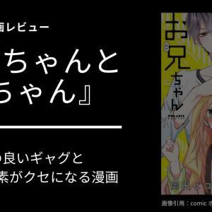 【漫画レビュー】クセになるラブコメ!!『新戸ちゃんとお兄ちゃん』を読んだ感想