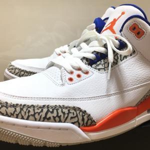 AIR JORDAN3 Knicks