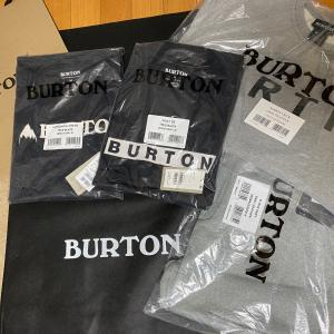 BURTON Tシャツ