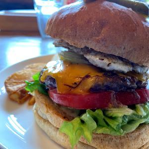 グッドバイブレーションハンバーガー