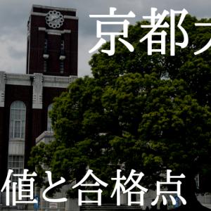 【2019年度】京都大学の偏差値と合格最低点は?