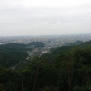 M山峠2往復~K山