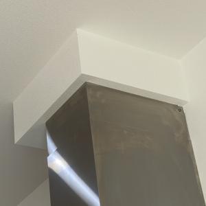工事中に発覚!換気扇の取り付けがこうなりました。【一条工務店】