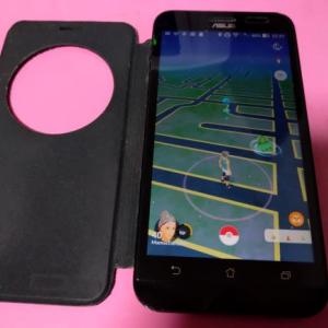 Zenfone 2 Laserを再生してポケモンGOを快適にプレイできるか?