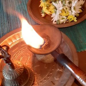 10月の瞑想法と呼吸法のオンライン