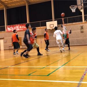 【バスケットボール】久々の5対5!(笑)今後が楽しみな日に☆
