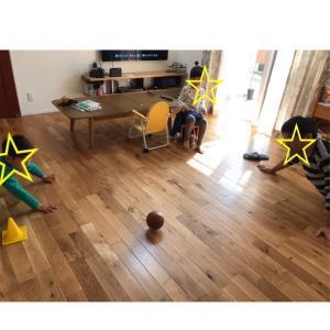 【自宅でスポーツ】イニエスタ選手から教えてもらった室内スポーツをやってみたら、子ども達と大盛り上がり!!