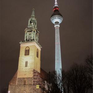 ベルリンに惚れた日