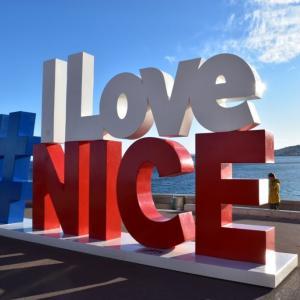 ニース~フランスのリゾート