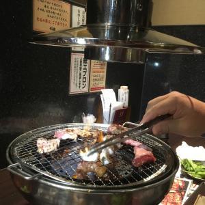 札幌で焼肉、ジンギスカン