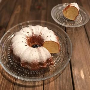 アメリカンベーカリーの定番!ブントケーキのバニラ味ならコレ!