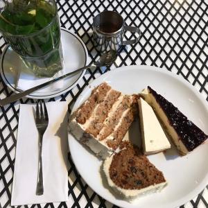 NYの人気デリ「バルコミ」の超絶美味しいキャロットケーキ