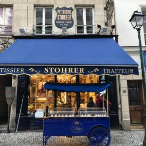ブリオッシュの美味しさを教えてくれたパリ最古のパティスリー