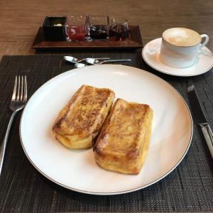 芸能人が絶賛する至高のフレンチトーストがホテルオークラにあった