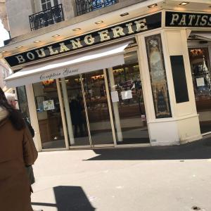 徒歩5分圏内にパン屋は6軒、ただし行列ができるのは1軒だけ