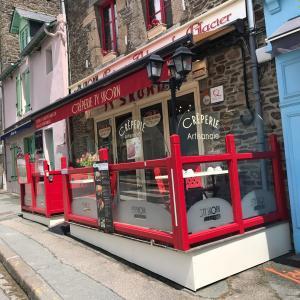 ブルターニュで一番美味しいクレープリーはカンカルにあった